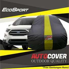 Cover mobil Ecosport Ertiga Livina Xpander Avanza Mirage Fortuner dll