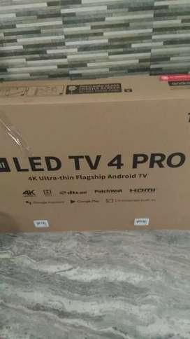 MI Led Smart Tv 43 inches (Sealed Pack)94191.84271