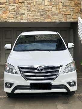 Di Jual Toyota Innova Type V Automatic