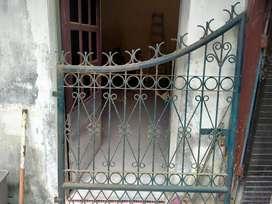 pagar besi gerbang