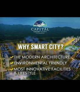 BOOK FILE IN CAPITAL SMART CITY WITH CHOICE OF YOUR OWN LOCATION