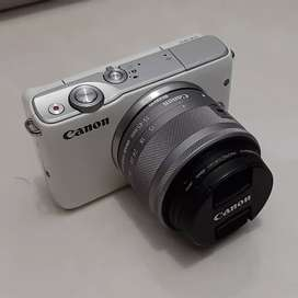 Canon M10 fungsi normal