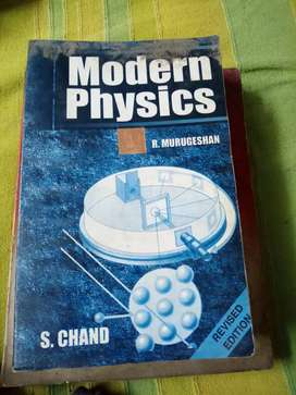 Modern Physics by R Murugeshan