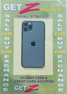 iPhone 11 pro Midnight Green 64 GB