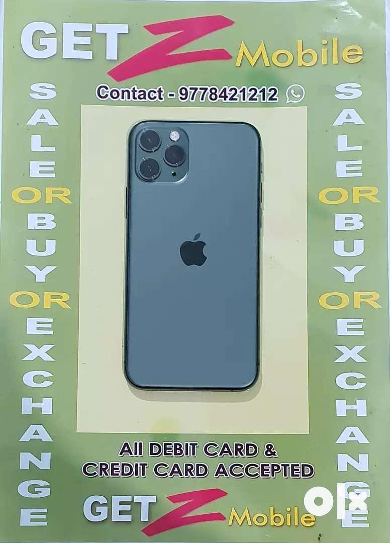 iPhone 11 pro Midnight Green 64 GB 0