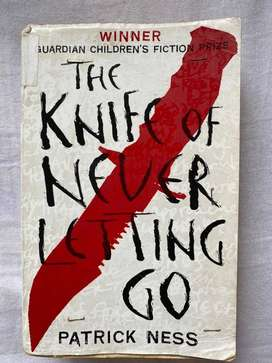 The Knife of Never Letting Go ~ by Patrick Ness (Genre: Fiction)