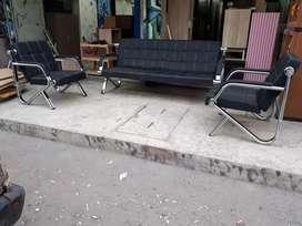 Sofa Formal 311 Besi Krom