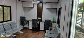 New Fully Furnished Portable Office Cabin 250sqft for Sale
