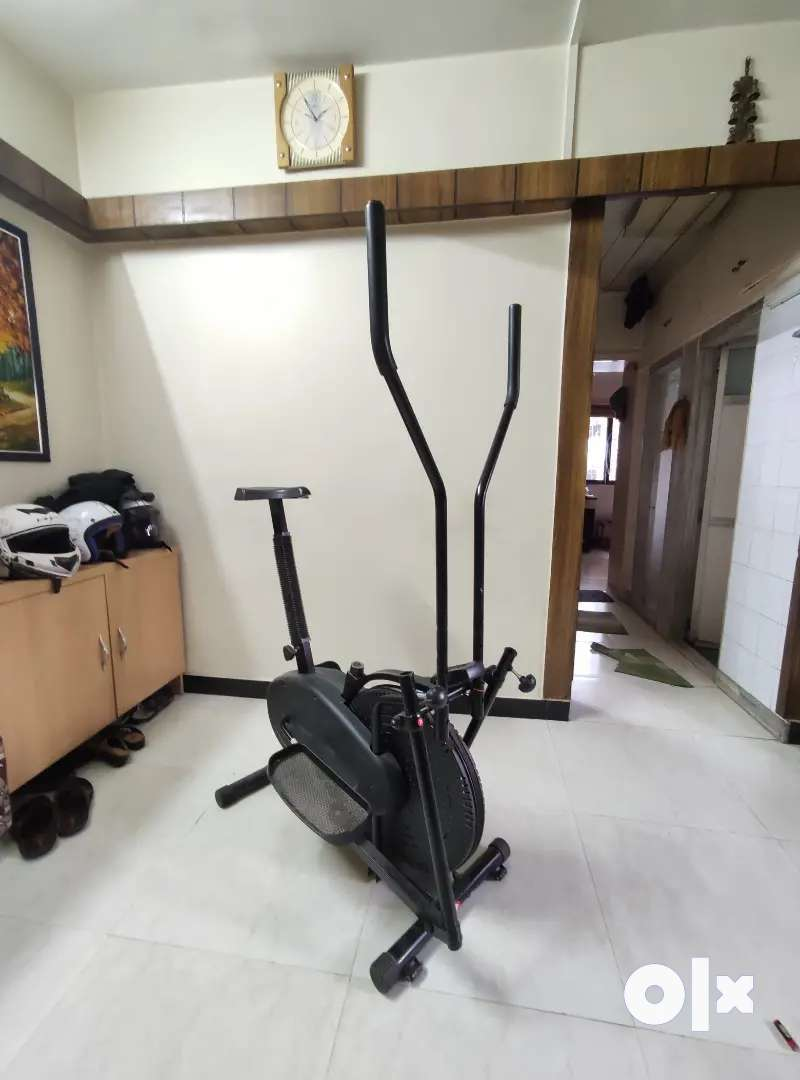Gym cycle by cosco fitness