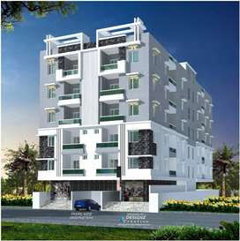 4bhk flat for sale at mehdipatnam main road side