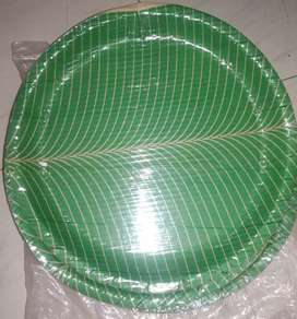 Patal, paper plate, thali Rs. 200