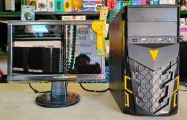 "R) Desktop Set - Dual Core/2GB RAM/160GB HDD/16"" LED SALE"