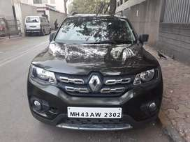 Renault KWID well maintained car, less frequented
