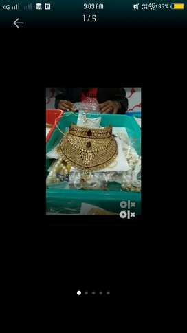 Designer Bridal jewellery for Sale