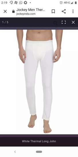 Thermal wear pant jocky for men New piece