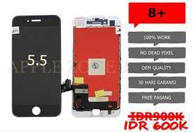 Promo Desember Lcd Iphone 8+ Garansi Sebulan