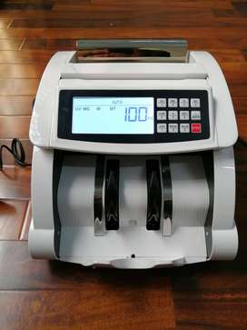 Note Currency Counting Machine Fake Note Detection and Binding Machine