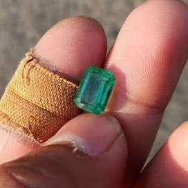 Zamrud nya banyak nih asli natural emerald beryl tanpa coating & dyed