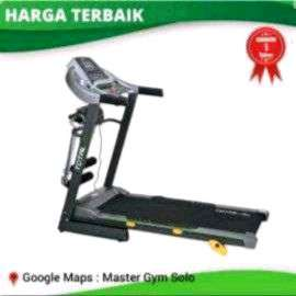 "Alat Fitness TREADMILL ELECTRIK ""Sports At Home"" Master Gym ID#6157"