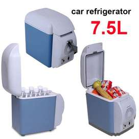 Car Fridge Cooling & Heating Point the exterior of the washer Pronunci