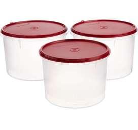 Plastic idli dosa snack storage box