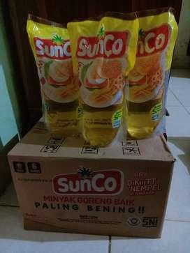 Jual minyak goreng Sultan (Sunco)