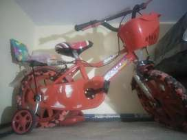 I want sell my beby bysical