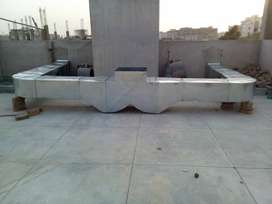 HVAC DUCTING ONLY AT Rs 200/sq ft