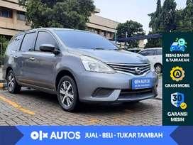 [OLX Autos] Nissan Grand Livina 1.5 SV A/T 2017 Abu-abu