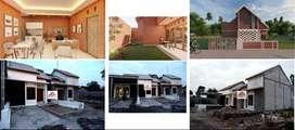 Hanya 300JT Miliki Rumah Minimalis Mewah Luas Bangunan 36