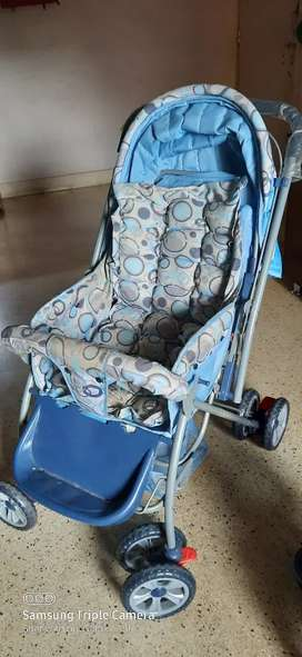 Stroller for baby New condition
