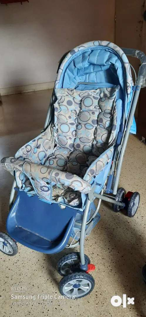 Stroller for baby New condition 0
