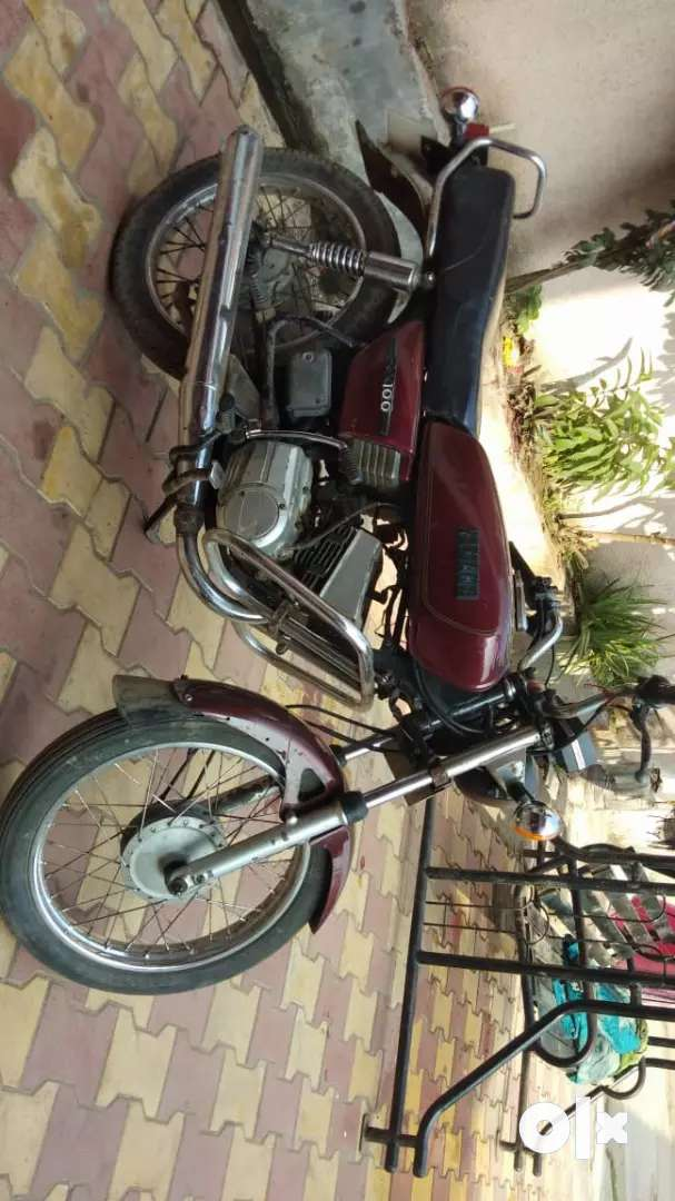 Rx 100 yamaha for only exchange 0