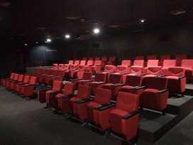 Jasa pembuatan peredam suara ruangan karaoke studio musik bioskop hall