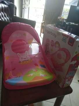 Alat Mandi Bayi Portable