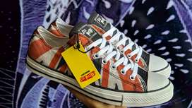 Converse X Sex Pistols band series Limited edition