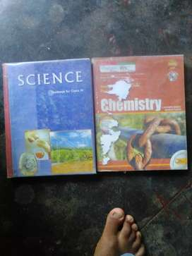Class IX(Science NCERT+ Chemistry by S.Chand)