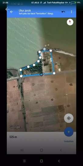 Dijual tanah sangat strategis di dekat pelabuhan patimban subang