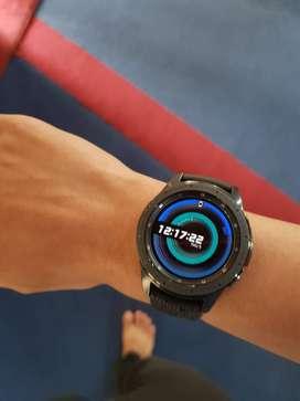 Samsung galaxy watch 42 MM ex garansi samsung indonesia