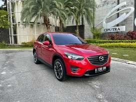 Mazda Cx5 GT Facelift Merah