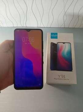 VIVO Y91 HP DUS CASAN KABEL ORI
