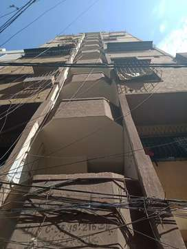 Punjab colony flat for sale 5th floor