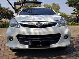 Toyota Avanza Veloz 1.5 AT 2012,Meringankan Masalah Kaki Capek