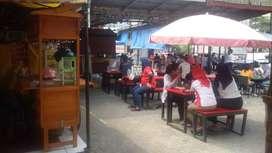 Disewakan Tempat Usaha Kuliner Kantin Cafe Restoran Food Court