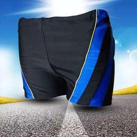 Celana Renang 30cm Pria Remaja Dewasa Motif Samping Swimming Pants Man