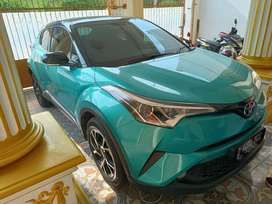 Toyota CHR 2019 Bensin