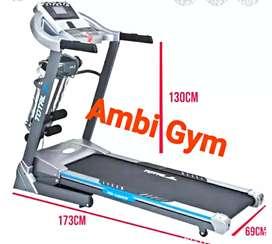 Treadmill Total fitness auto incline 2.0hp