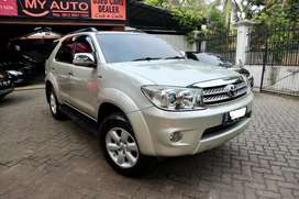 Fortuner 2.5 G AT Tahun 2011 Diesel