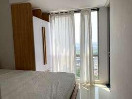 Disewakan The mansion Kemayoran 1 Bedroom Lantai 18 luas 31m2