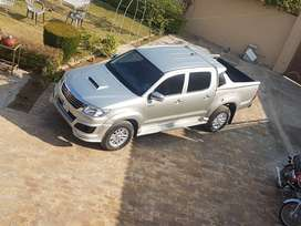 Toyota hilux d4d 3.0 diesel imported.